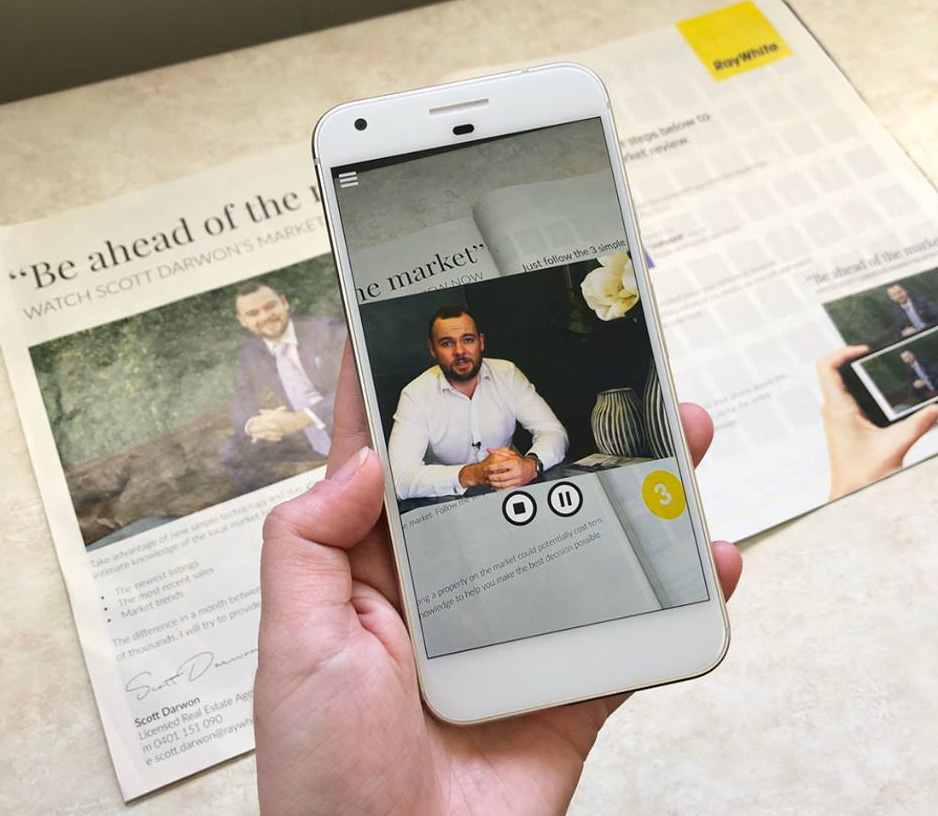 Ray White Augmented Reality